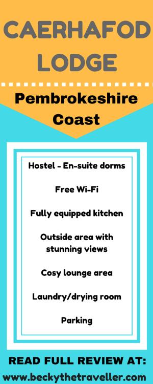 Caerhafod Lodge - Pembrokeshire Coast