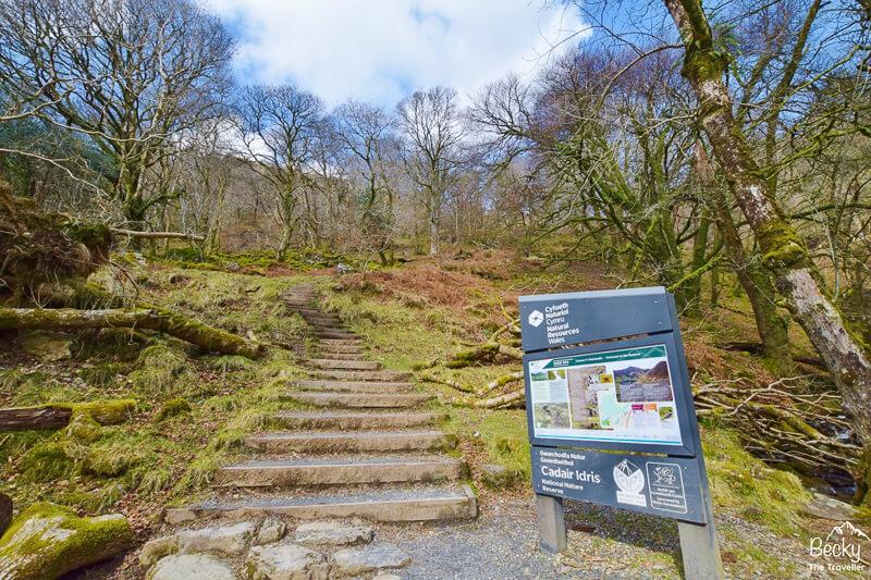 Cader idris can be walked from snowdonia snug. Minffordd Path Cadair Idris Circular Walk South Snowdonia Becky The Traveller