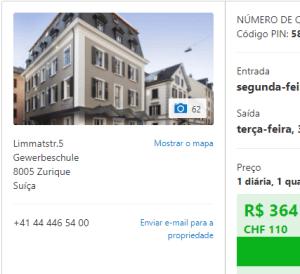 """""""Livrando"""" site de estadias que não nos patrocina"""