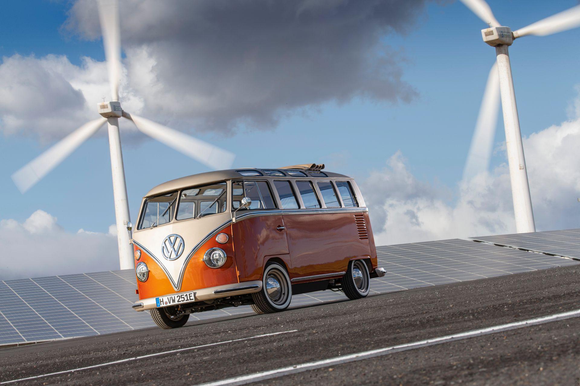 VW e Bulli Concept 2