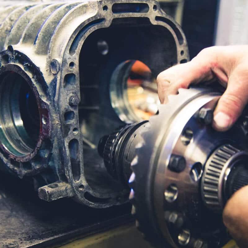 Ripley gearbox