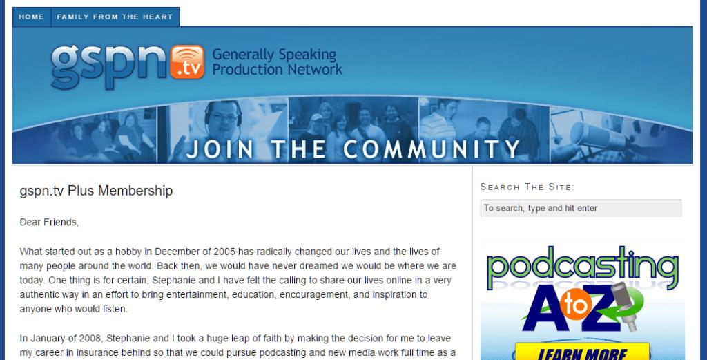 GSPN Premium Membership program