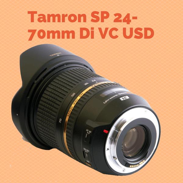 Tamron SP 24-70mm Di VC USD