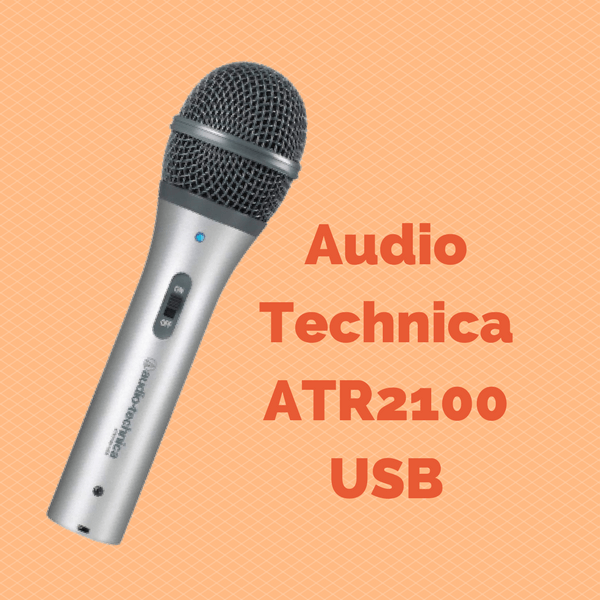 Audio Technica ATR2100 USB
