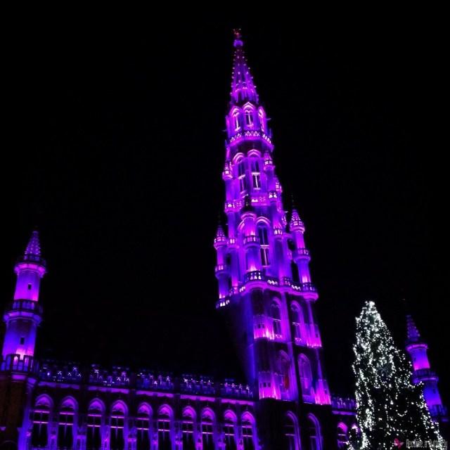 Rathaus Brüssel
