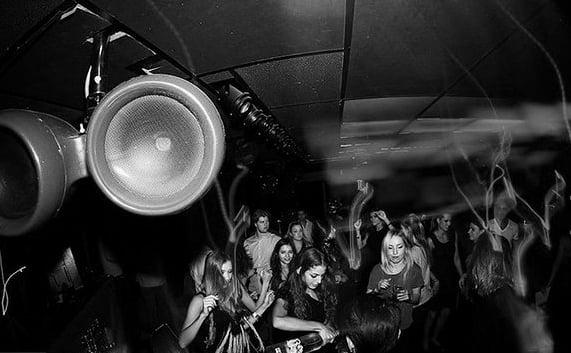 dj gig in London