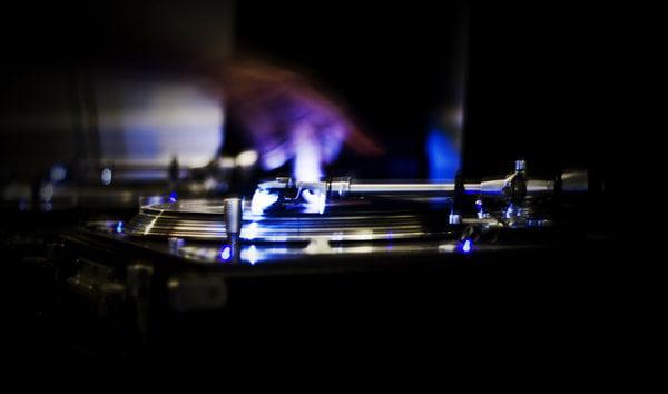 vinyl deck