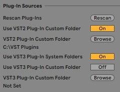 vst plugins for ableton