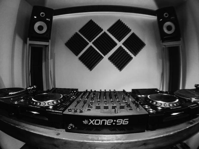 dj studio hire