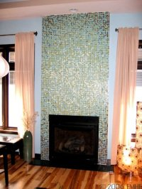 EMHE Fireplace Surround