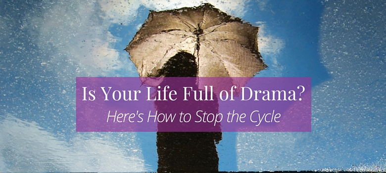 Image result for how to stop drama