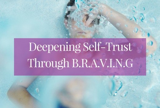 Want to deepen your self-trust? This podcast episode is for you...