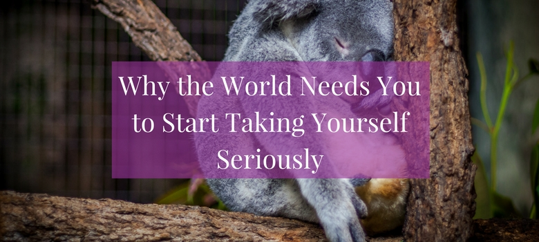 Are you comfortable with owning your wins, successes and celebrations? Click to discover how to start feeling more comfortable taking up space in the world >>>
