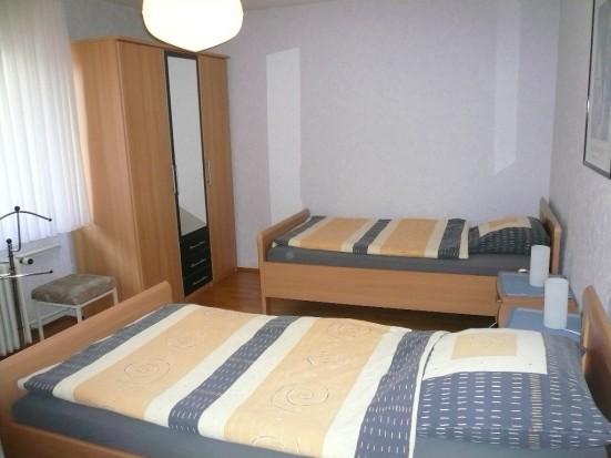 Mblierte Wohnung in Karlsruhe Hohenwettersbach