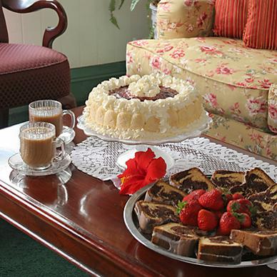 Evening Desserts