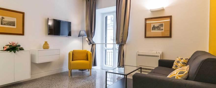 Suites Lungomare Napoli (appartamenti di vacanze via Santa Lucia)