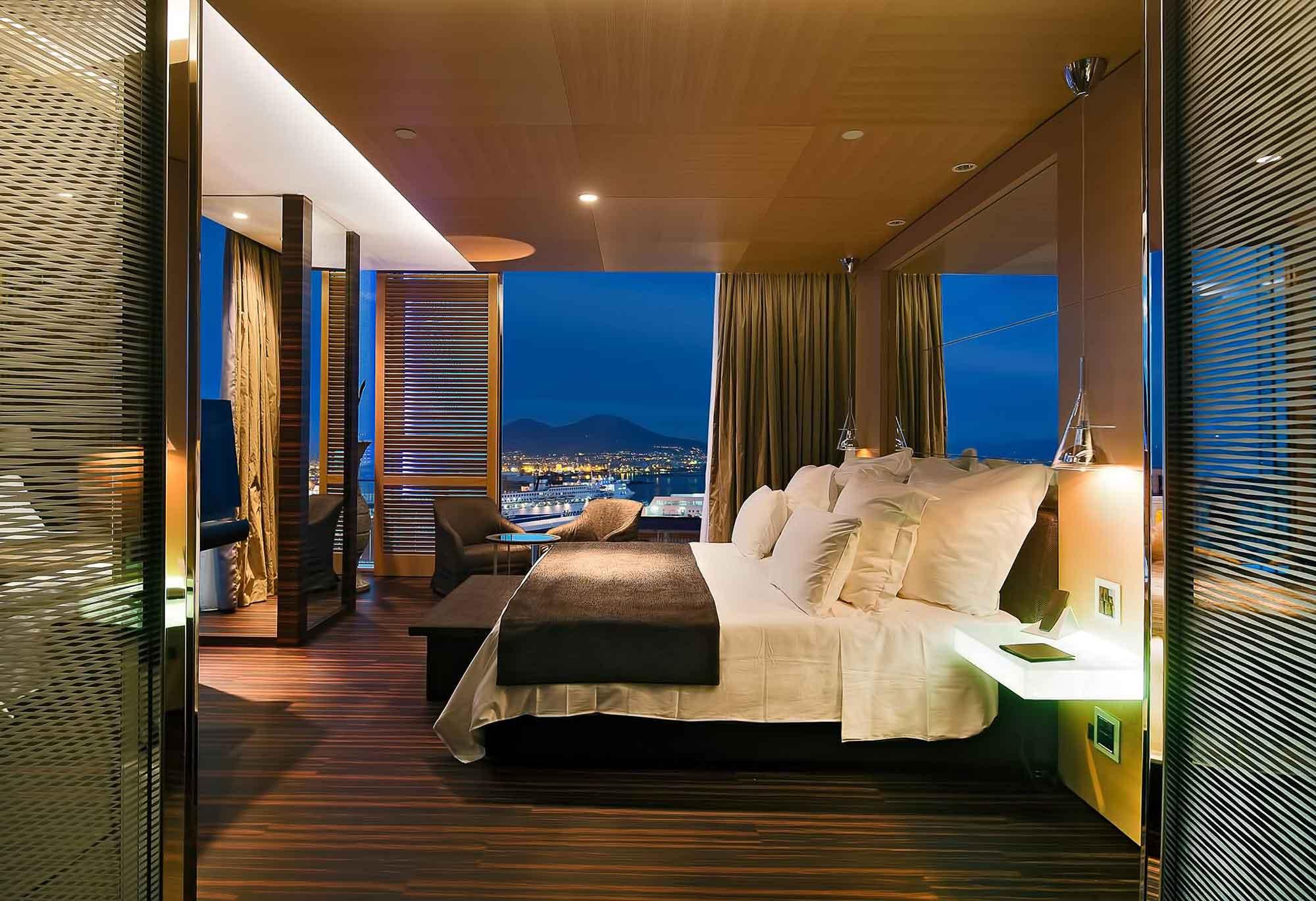 Skyline Suite, Romeo Hotel di lusso a Napoli