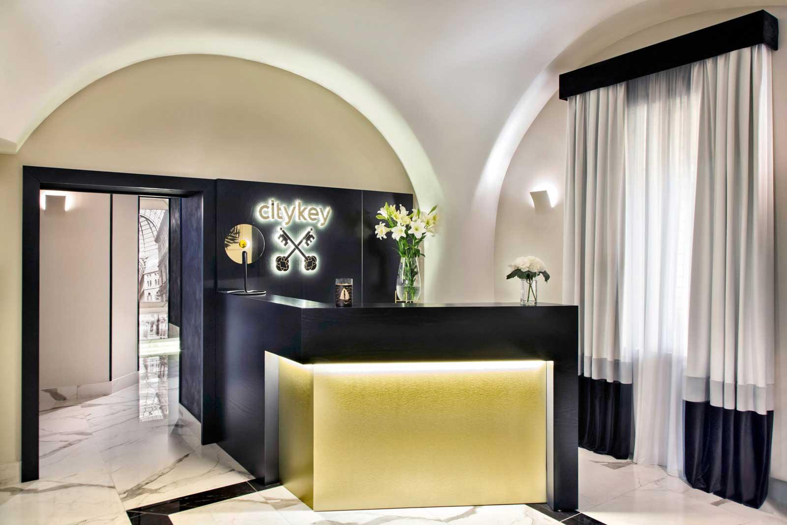 Bed and Breakfast Citykey Napoli - B&B design Napoli