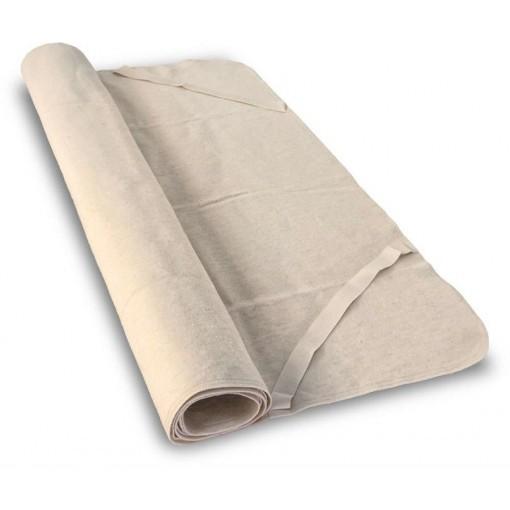 Eco molton biologisch katoen matrasbeschermer Bedaffair