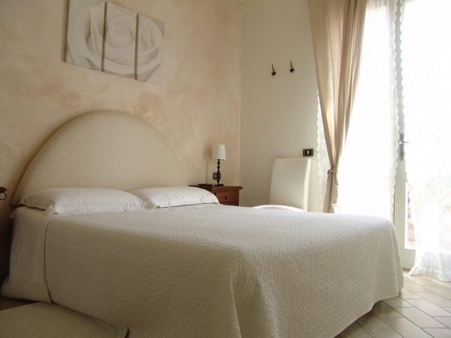 bed and breakfast il casale camera specchi