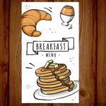 banner menu crea la tua colazione