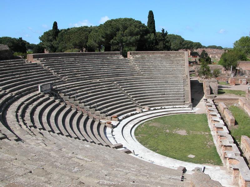 Discover ostia antica roma mitica