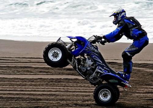 ATV Standing