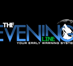 Logo design The Evening Line a Horse Racing Tipster.