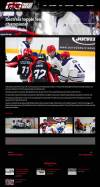 Phantoms v Hull Game review from the British Sledge Hockey Association website design