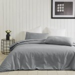 Duvet Covers Linen Co Portland 90 Cotton 10 Linen Duvet Cover Set