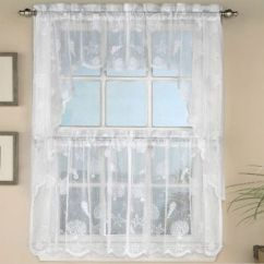 Curtains For The Kitchen Kyocera Tier Altmeyer S Bedbathhome White Lace Nautical Reef Curtain