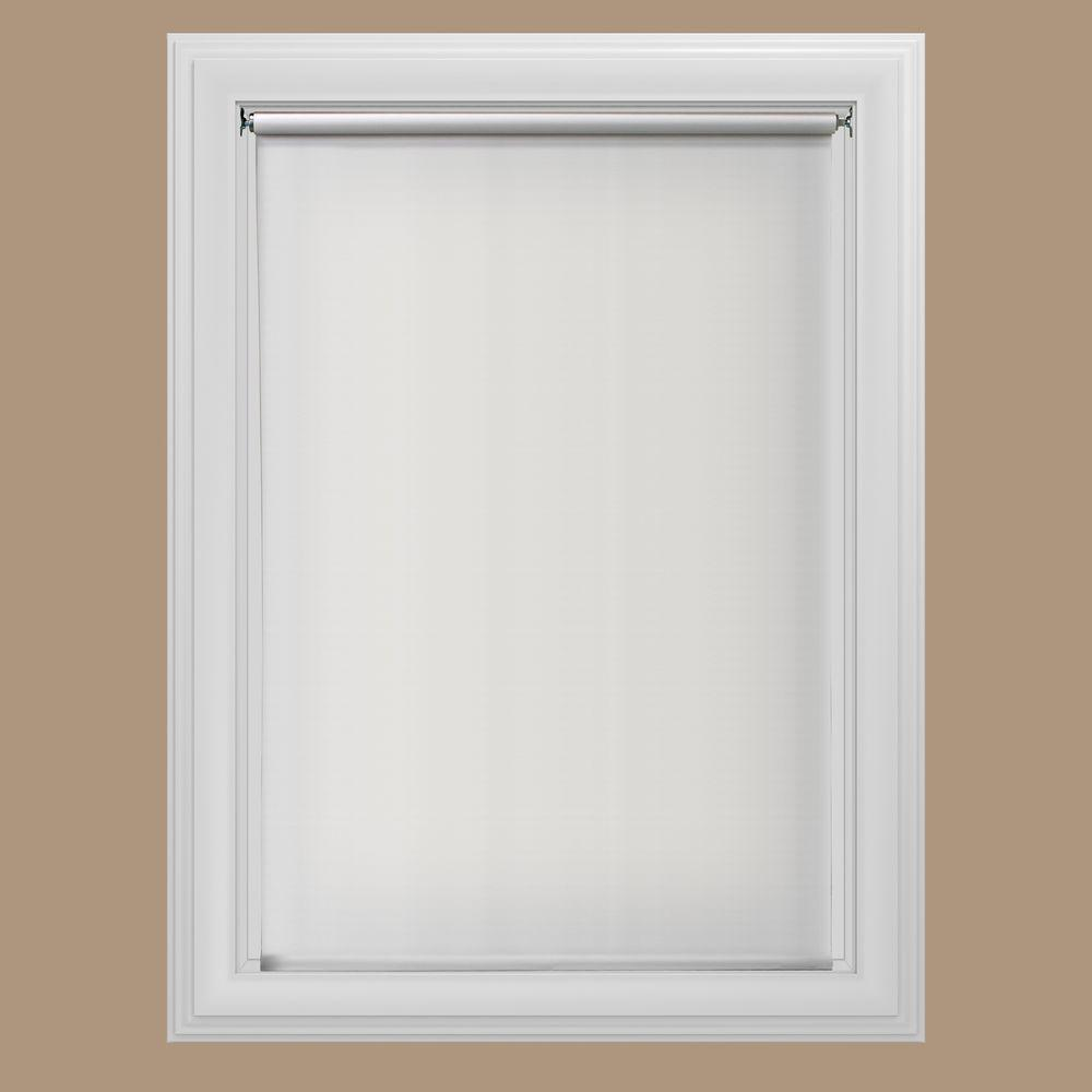 Blackout Roller Shade to 3725in width BedBathHomeCom