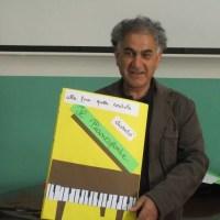 Fuad Aziz alla Festa del Libro Enna