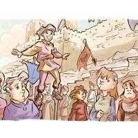 """Marta, """"La leggenda di Kasr"""" e la grande impresa dei fumettisti esordienti"""