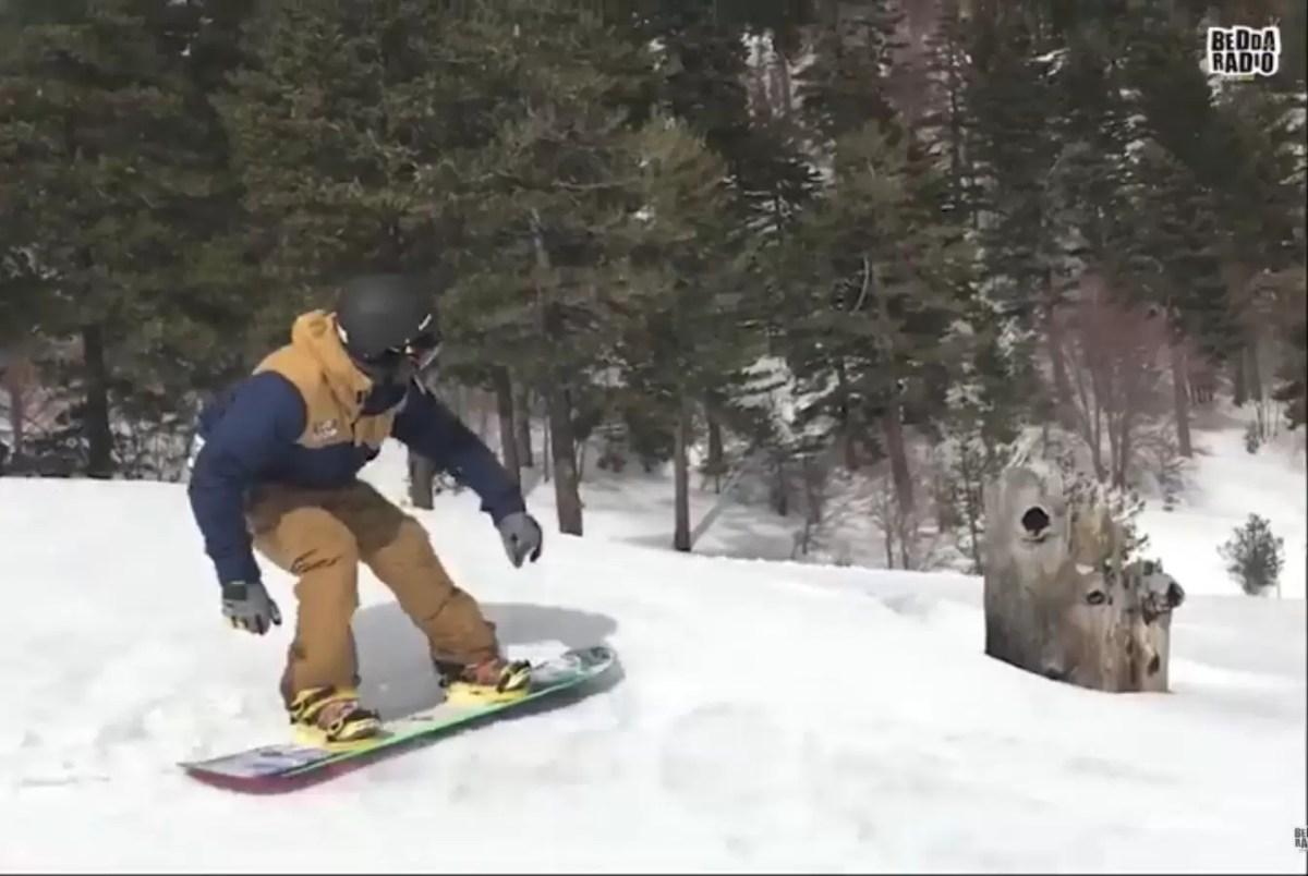 Sci VS Snowboard