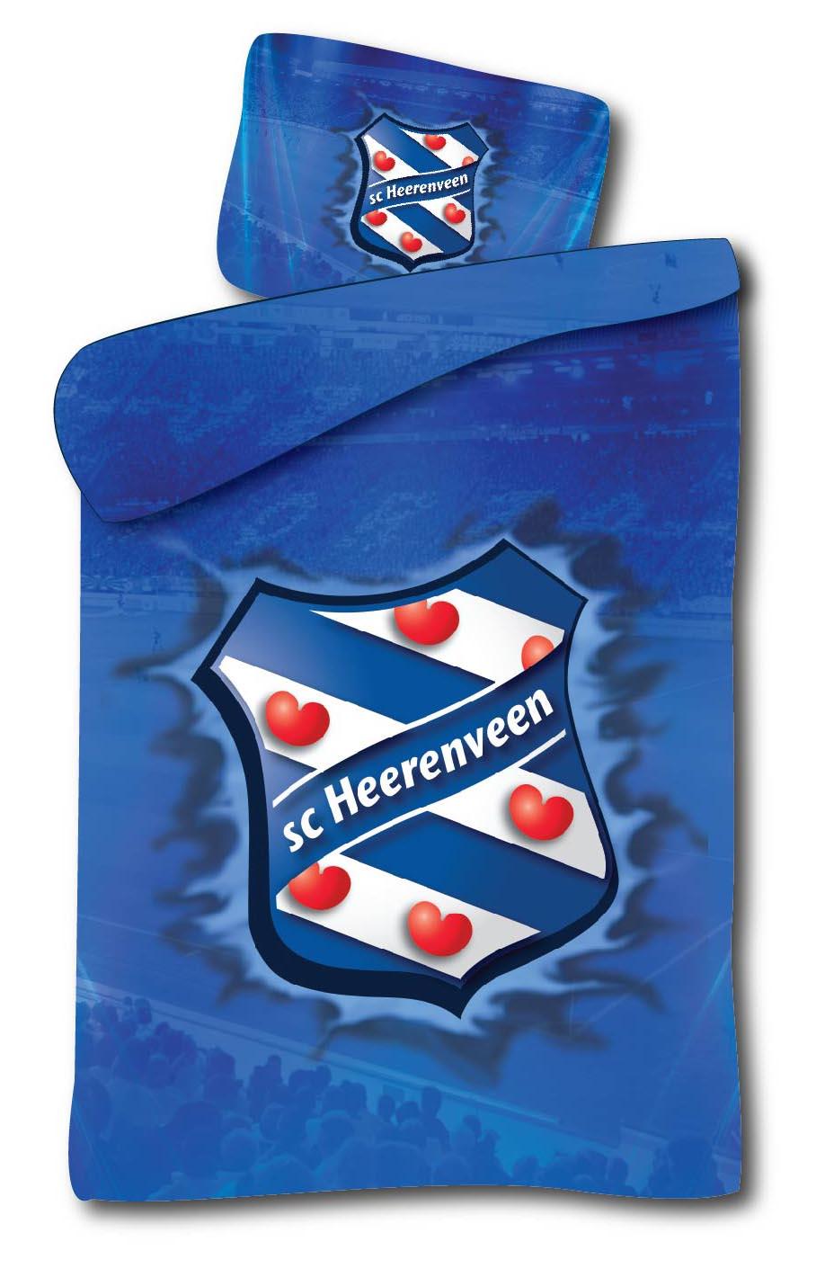 SC Heerenveen dekbedovertrek  Bedderienl