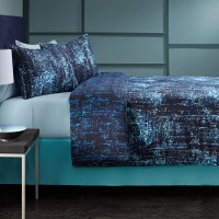Grove Hill Abstract Comforter & Duvet Set from ...