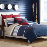 Nautica Bradford Comforter & Duvet Set from Beddingstyle.com