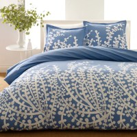 Shop City Scene French Blue Bedding Comforters & Duvets ...
