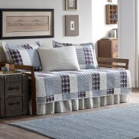 Eddie Bauer Camano Island Plum Wine Daybed Set from ...