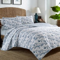Tommy Bahama Caribbean Sea Quilt Set from Beddingstyle.com