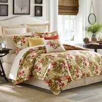 Tommy Bahama Daintree Comforter and Duvet Set from ...