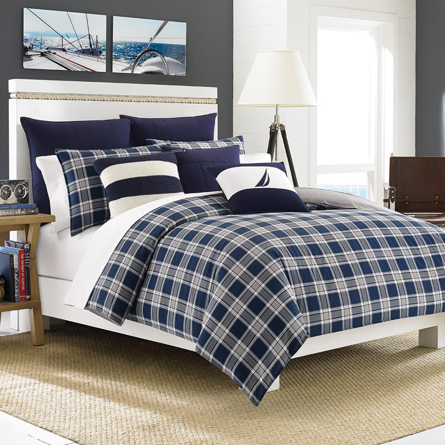 Nautica Eddington Comforter and Duvet Set from