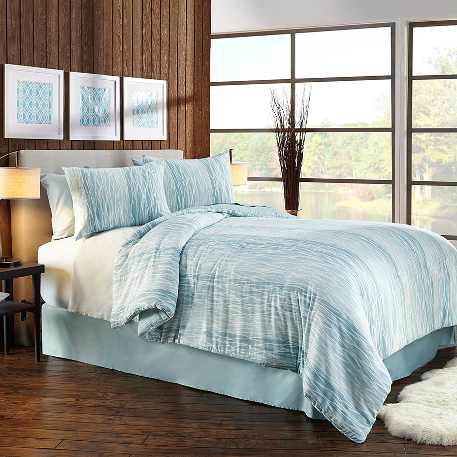 Gove Hill Elements Comforter and Duvet set from