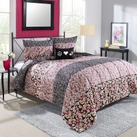 Steve Madden Harlow Comforter Set from Beddingstyle.com