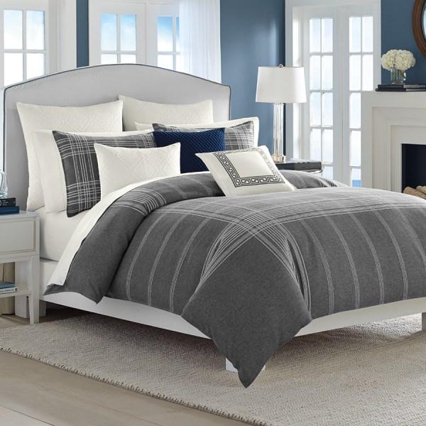Nautica Comforter Sets Gray