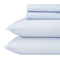 Tommy Hilfiger Ithaca Stripe Sheet Set from Beddingstyle.com