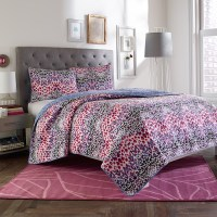 Steve Madden Janna Quilt Set from Beddingstyle.com