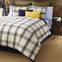 Shop Tommy Hilfiger Plaid Lake George Bedding From ...