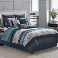 Manor Hill Lana Complete Bed Set from Beddingstyle.com
